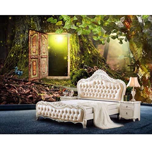 Tapete Dekorationen Aufkleber Wand Kreative Jungfrau Das Wohnzimmer Dekorativ Kunst Mädchen Zimmer (W) 400X(H) 280Cm ()