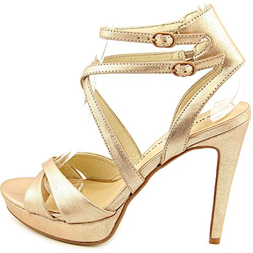 Chinese Laundry Highlight Synthétique Talons Compensés Rose Gold
