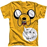 Adventure Time : I'm A Shirt Jake Tee-Shirt Homme