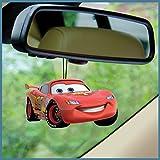 #8: CAR Hanging Perfume Lightning McQueen Car Air Freshener Perfume / Purifier