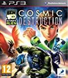 Cheapest Ben 10 Ultimate Alien Cosmic Destruction - Limited Edition on PlayStation 3