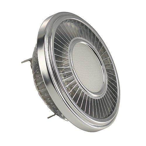 LED AR111 Leuchtmittel, CREE XT-E LED, G53, 6 PowerLED, 15W, 140°, 4000K EEK: A