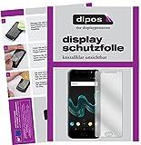 dipos I 6X Schutzfolie klar passend für Wiko Wim Folie Bildschirmschutzfolie
