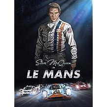 Steve McQueen in Le Mans : Bande dessinée d'art – Meilleures Illustrations de Voitures Anciennes, Bande Dessinée pour Adultes, Adolescents, Enfants, et Jeunes Lecteurs (PARTIE 1)