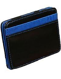 ESAILQ Billetera Efectivo Cartera Identificación Tarjetas Crédito Pequeñas Monedero Para Mujer Hombre M