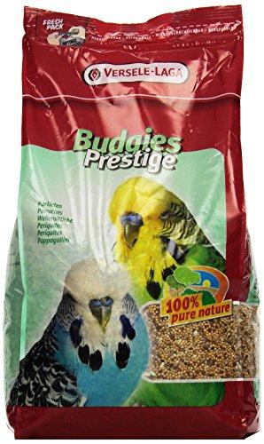 Versele Laga Vogelfutter für Wellensittiche 4 kg, 1er Pack (1 x 4 kg)