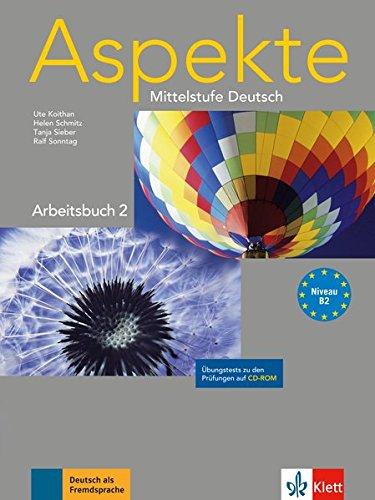 Aspekte. Arbeitsbuch. Per le Scuole superiori. Con CD-ROM: 2