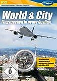Flight Simulator X - World & City (Add - On) - [PC]