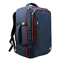 Cabin Max Malaga Travel Backpack and Laptop Bag - Flight Approved 55x40x20