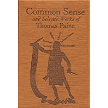 Common Sense and Selected Works of Thomas Paine (Word Cloud Classics) by Thomas Paine (2014-05-06)
