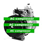 Gowe Klimaanlage Kompressor für Auto BMW 740i E38990001A/C AC Air Zustand Kompressor E39540i 03447220–81124472208112