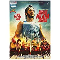 Bhaag Milka Bhaag Original Hindi DVD Fully Boxed 2 Disc set
