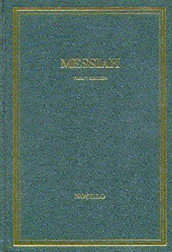 Messiah. Vocal Score