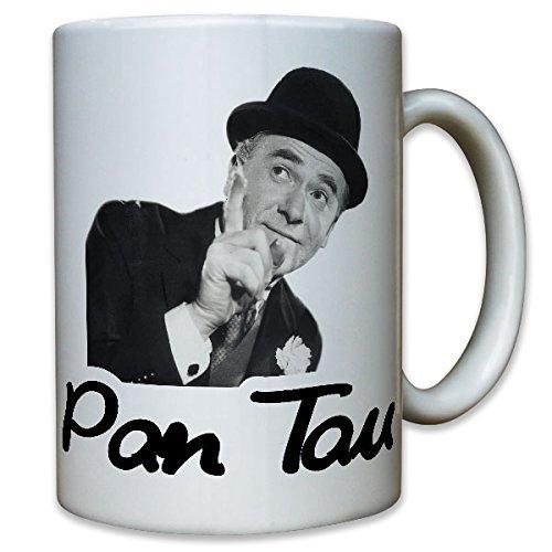 Pan Tau Märchenfigur Fantasiefigur tschechisches Märchen Tschechien Kinder Film Serie 70er 80er Jahre - Tasse Kaffee Becher #11290 (Alte Film-t-shirts)