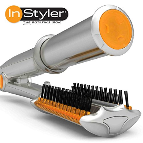 Right Choice Instyler Rotating Rollers Hair Styler Kit Curler, Straightener Curling Iron + Hair Dryer
