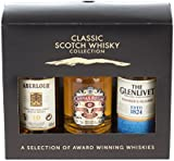 Classic Scotch Whisky Collection Gift Set (contains 3 x 5cl bottles)