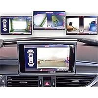 Coche Gadgets. BV Complete Bundle Cámara delantera–trasera AUDI RS64G–a Año 2014-