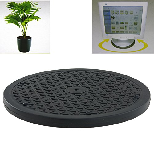 25cm Drehteller universal Servierplatte Servierteller PC Monitor Halter Pflanzen
