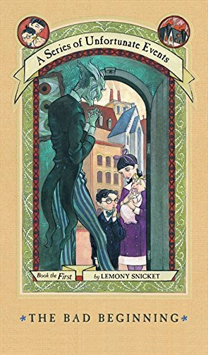 A Series of Unfortunate Events #1: The Bad Beginning: The Short-Lived Edition by Lemony Snicket (2012-05-29)