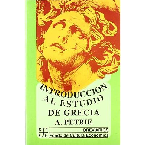 Introduccion al estudio de Grecia (4ª ed.) (Breviarios)