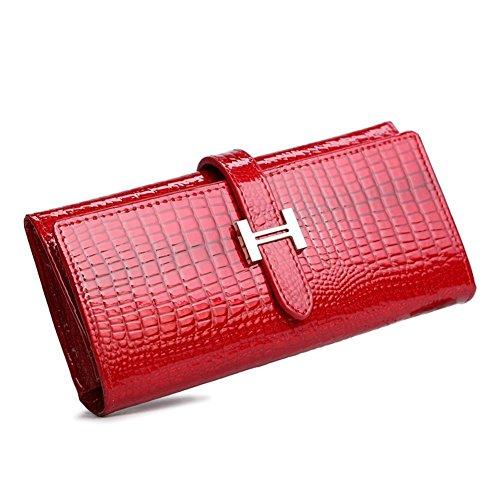 Dreamaccess , Damen Tote-Tasche Medium, rot - rot - Größe: Medium (Rot Leder Louis Vuitton)