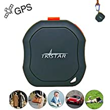 Rastreador de mascotas Petmiler®TKSTAR con GPS a la moda para perros y otras mascotas, con localizador y plataforma de seguimiento en línea