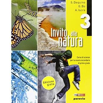 Invito Alla Natura. Ediz. Leggera. Per La Scuola Media. Con Espansione Online: 3