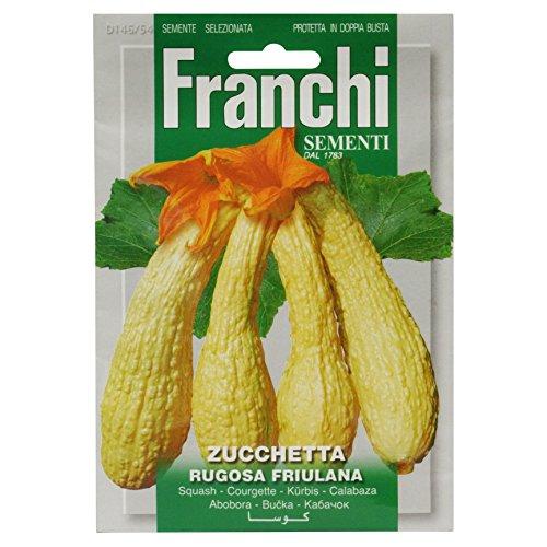 Franchi Courgette à cou-tors