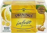 Twinings Infusi Zenzero e Limone - 120 Filtri
