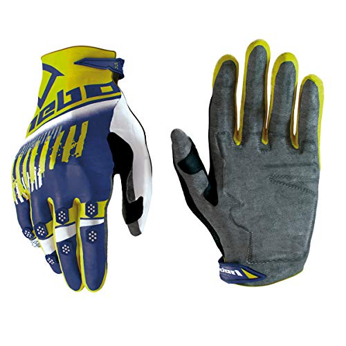 Hebo Stratos Handschuhe für Erwachsene Unisex, Gelb, Small