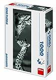 Dino Toys 545373Puzzle Giraffen Panorama Spielzeug