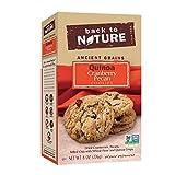 Back To Nature - galletas de Quinoa de granos antiguos arándano pacanas - 8 oz.