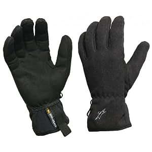 warmpeace fins Sandstorm Gloves Gants coupe-vent Noir * Shell Tec * Taille S