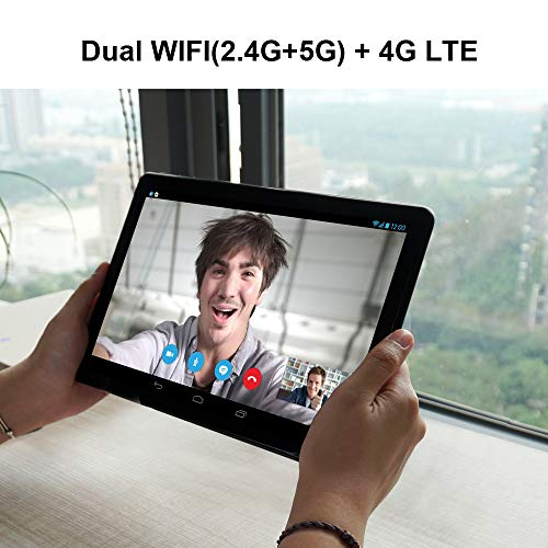 CHUWI Hi9 Plus 10.8  Tablet PC Android 8.0 Oreo OS (MTK 6797 X27 ) 64bits Diez núcleos hasta 2.6GHz 1600 *2560 IPS 4G RAM+128G ROM,  4G LTE , 7000MAH, Teclado y Lapiz
