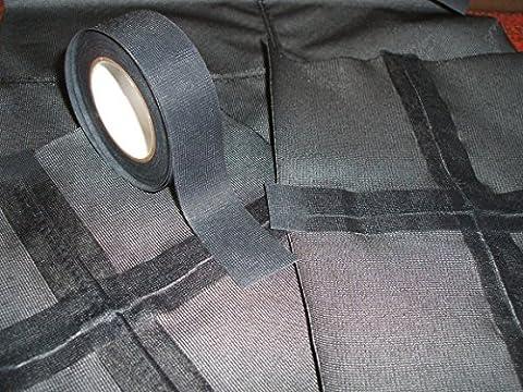 Naht Dichtungsband t-2000X Hot Melt, dreilagigem Wasserdicht–Eisen auf, schwarz