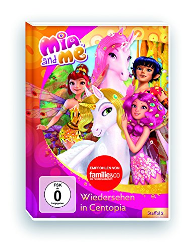 Mia and Me: Wiedersehen in Centopia – Staffel 2, Folge 1 & 2