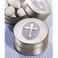 Silver Cross Design Mint Tins - 43 count by Fashioncraft preisvergleich bei billige-tabletten.eu