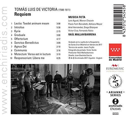 Victoria Requiem [Import allemand]