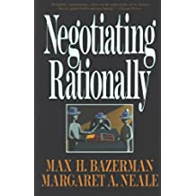Negotiating Rationally (English Edition)