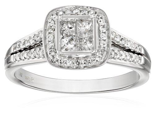 10k-white-gold-princess-and-round-diamond-3-4cttw-bridal-ring-size-6