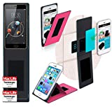 ZTE nubia M2 Cover Case   in Pink   Multifunctional Cover