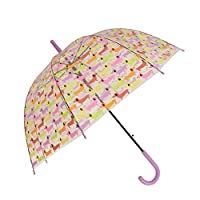 X-brella Womens/Ladies Animal Pattern Umbrella