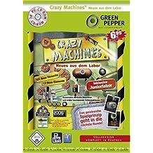 Crazy Machines: Neues aus dem Labor [Green Pepper]