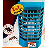 Shivaay Trading Mosquitoes Lamp Electric Insect Killer (Lantern)