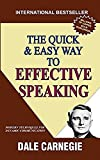 The Quick & Easy Way To Effective Speaking (English)