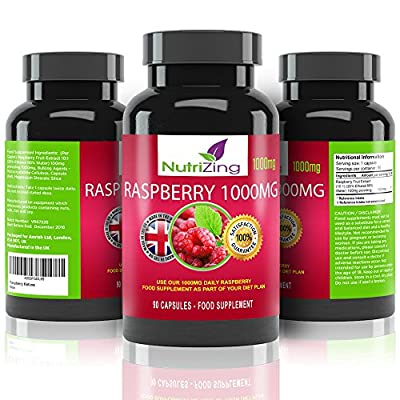 ? Best Raspberry Ketones for Weight Loss ~ Made in the UK ~ 1000mg formula 90 Capsules (most competitors only offer 60) ~ 100% Pure & Natural Fruit Extract ~ Max Strength Diet Pills ~ Premium Antioxidant for Women & Men ~ Natural Appetite Suppressant ~ Ul