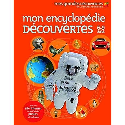 Mon encyclopédie Découvertes: (6-9 ans)