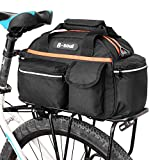 Best Rear Bike Rack - Docooler B-Soul 15L Bike Rear Seat Bag Rack Review