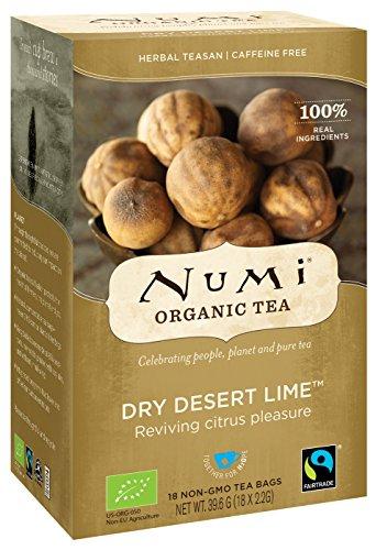 Numi Bio Dry Desert Lime, 39,6 g