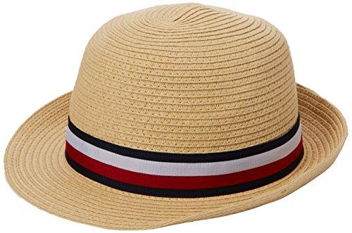 Tommy Hilfiger Damen Sonnenhut Winning Tommy Team Rwb Hat, Beige (Natural 203), One Size (Herstellergröße: OS)